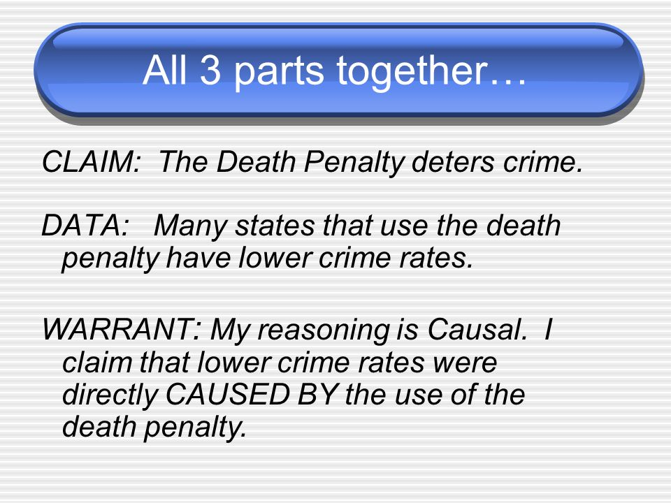 deterrence death penalty essay