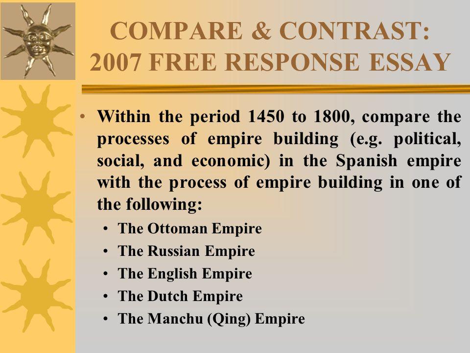 Compare and Contrast Essay: Las Casas Vs Sepulveda?