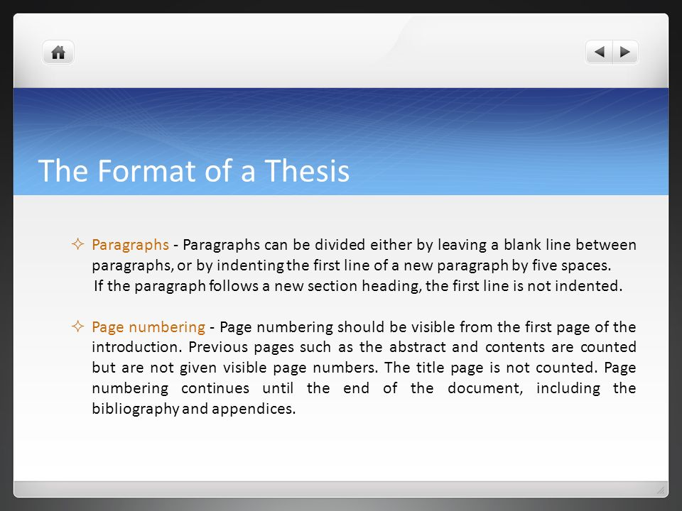 essay format page numbering Page numbering and page header starting with the title page, place consecutive page numbers at the upper right-hand corner of the page, at least 1 in (whatever your.