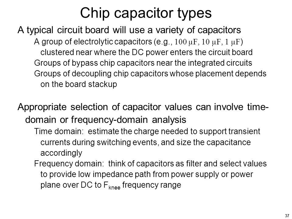 1 Vias and Capacitors Chris Allen Course website URL people.eecs ...