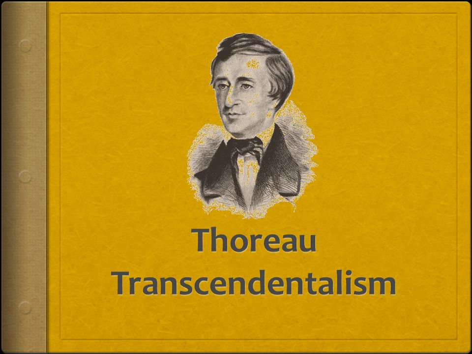 henry david thoreau and nathaniel hawthorne essay