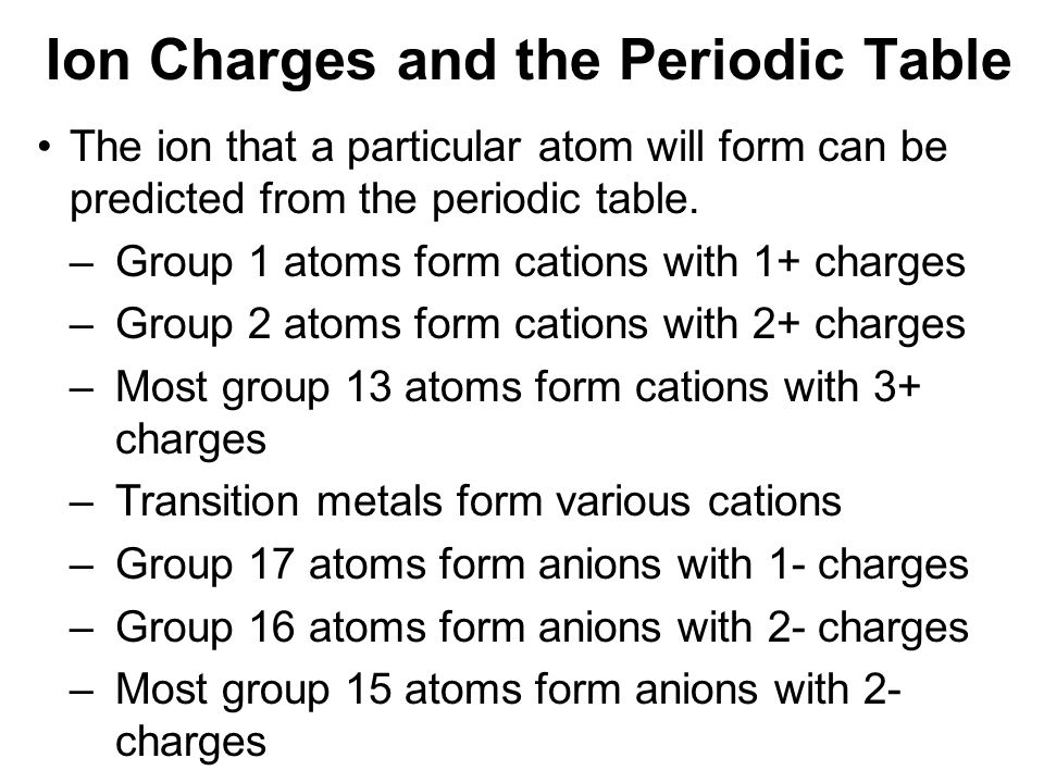 Catalyst 1/6/11 How many valence electrons do the following atoms ...