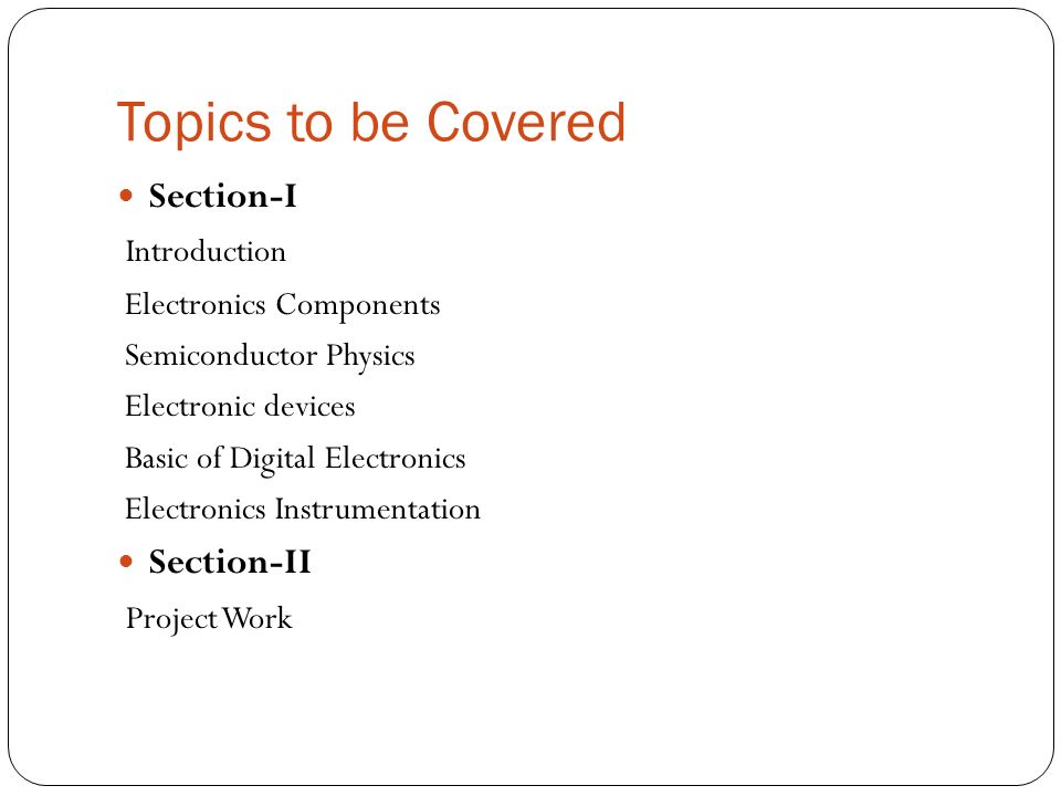 To ELECTRONICS AND COMMUNICATION DEPARTMENT WELCOME. - ppt download