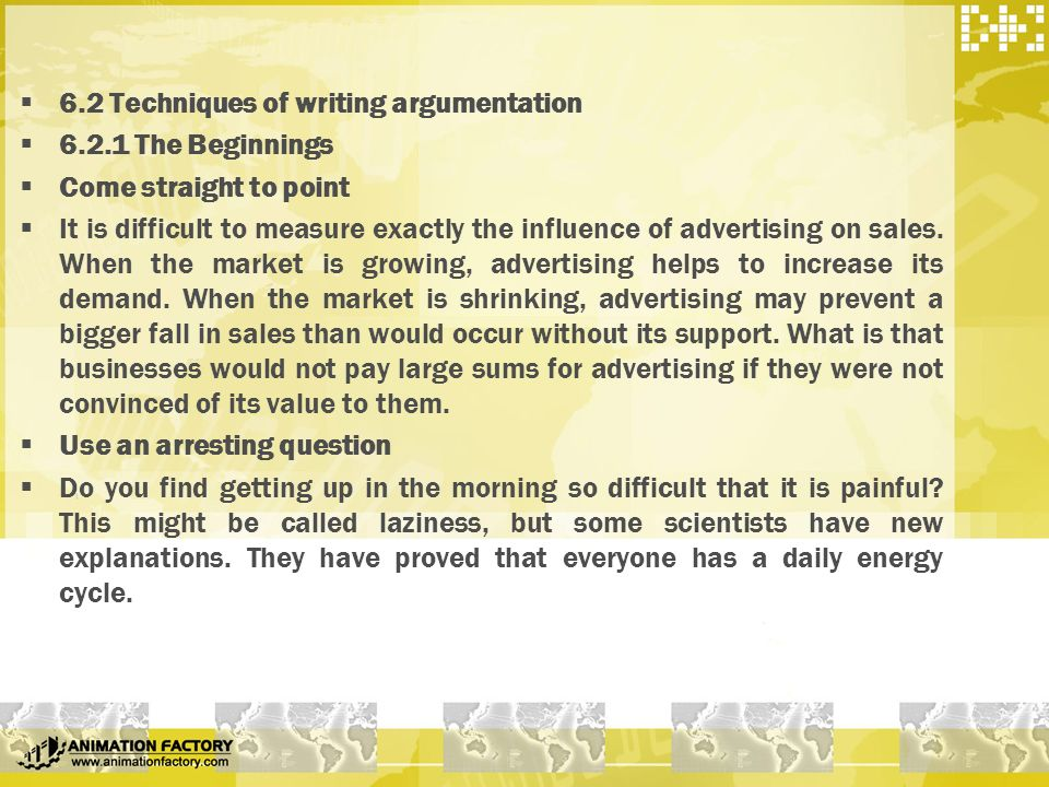 Why is it important in writing to define for your reader difficult or ambiguous terms and concepts?
