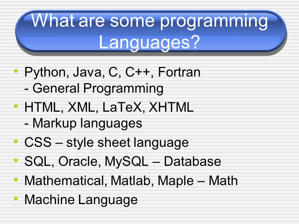 Javascript and Basic Programming Concepts. What is a Program? A ...