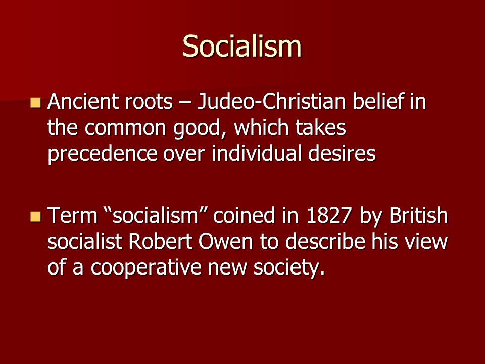 Criticite definition of socialism