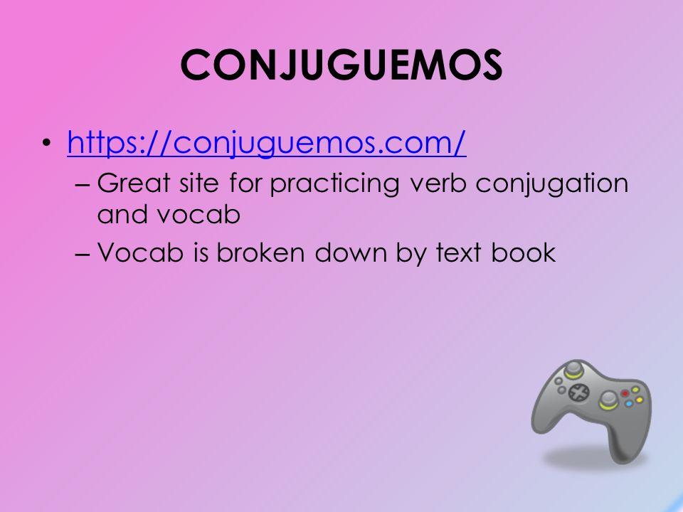 Conjuguemos grammar worksheet answers french
