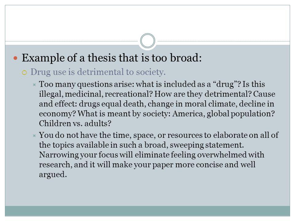 satire essays on drugs