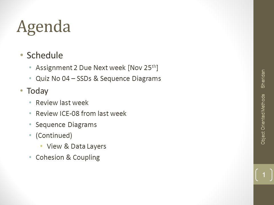 Agenda schedule assignment 2 due next week nov 25 th quiz no 04 1 agenda ccuart Choice Image