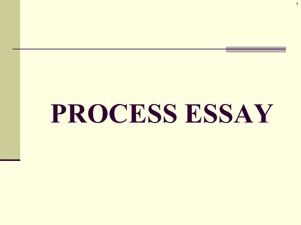 process essay life is a process essay cognitive social  1 1 process essay