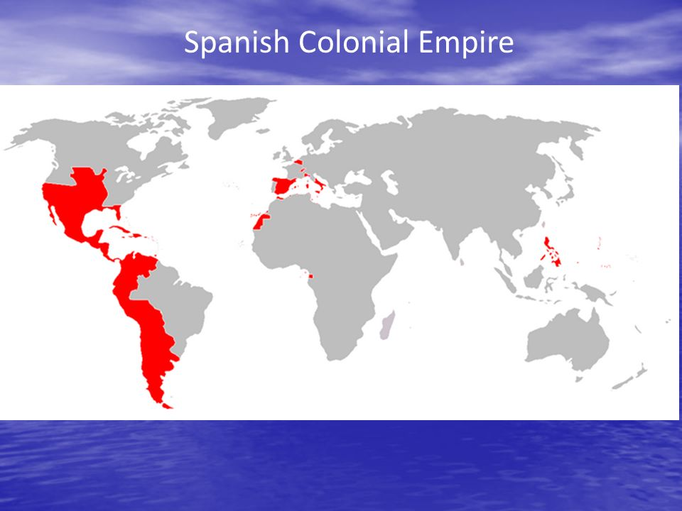 Spanish Colonial Empire