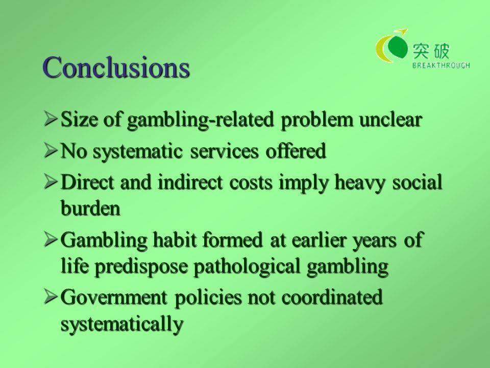 Gambling cost society games gambling free