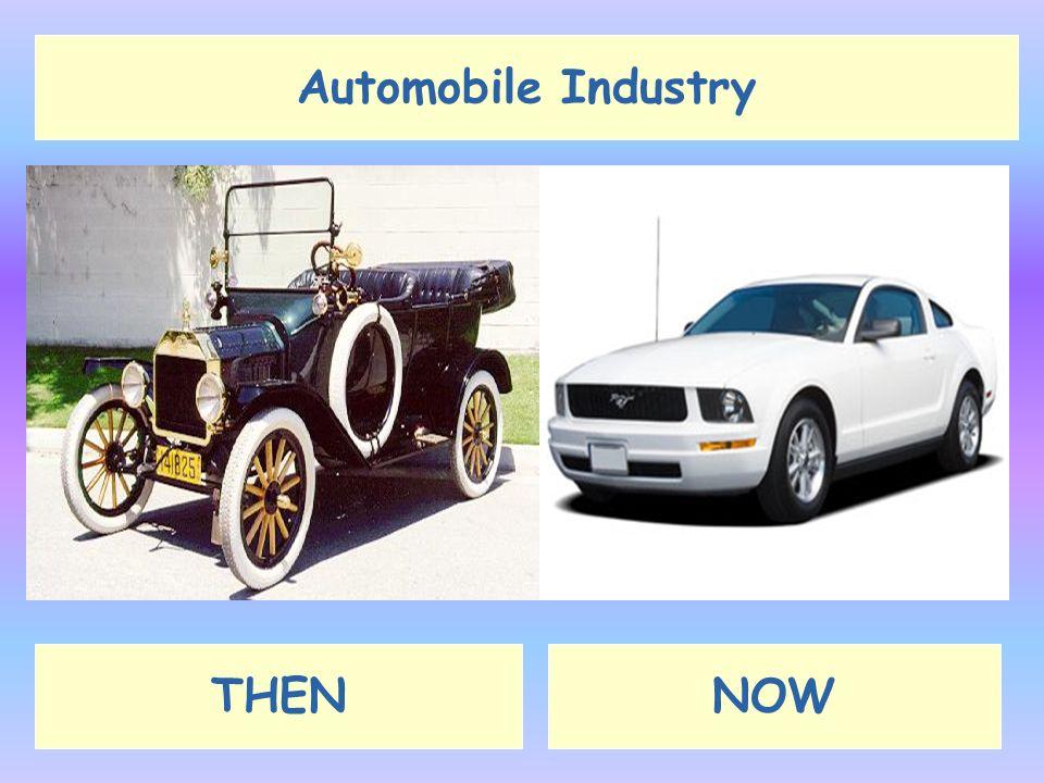 THE MODERN ERA Technology Revolution Globalization Representative ...