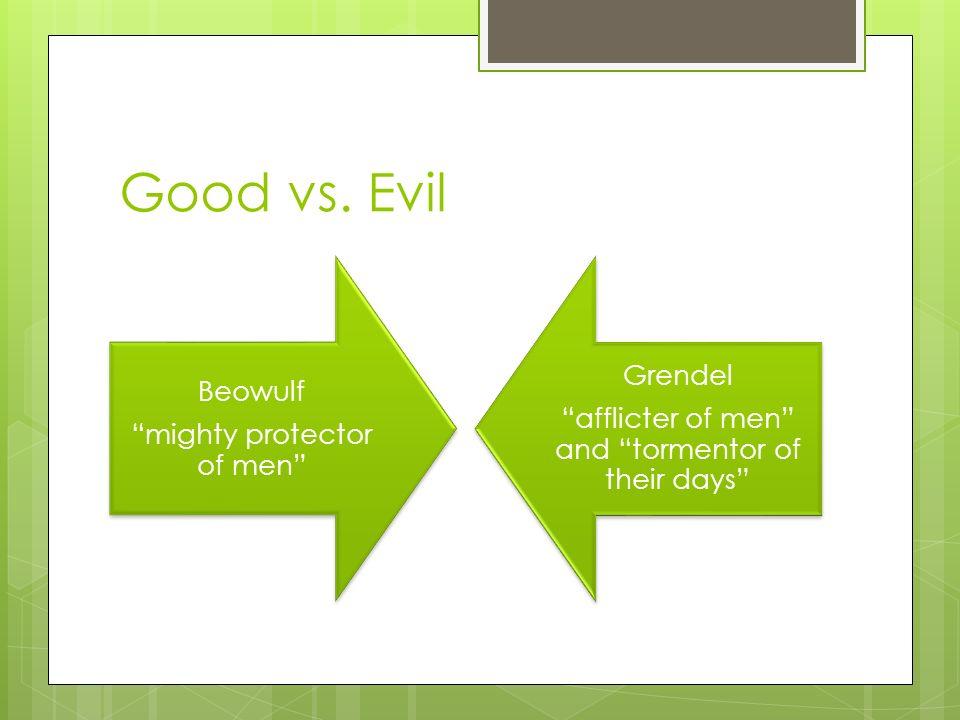 Good Vs Evil Essay