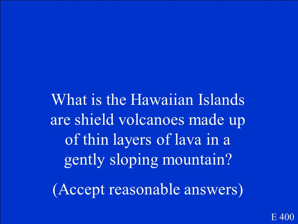 This is the main difference between a composite volcano and the type of volcano that forms the Hawaiian Islands.