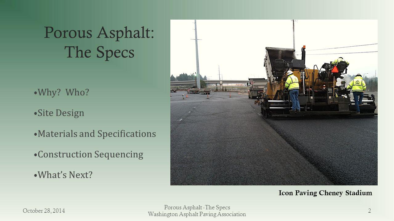 asphalt engineer