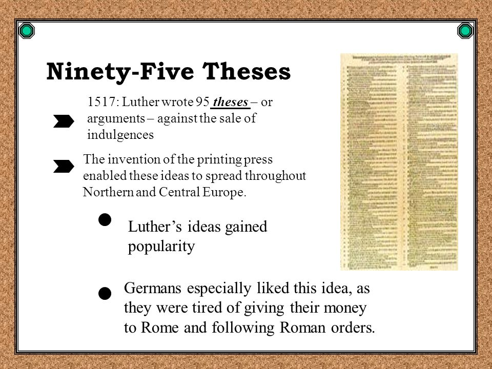protestant reformation lutheranism protestant reformation what  martin luther german monk who was deeply religious he disagreed the of indulgences