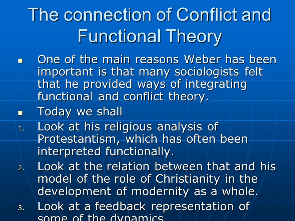 billy elliot conflict theory functionalism Free research that covers thesis statement how does functionalism, conflict theory and interactionism have an impact on the family introduction functionalism in.