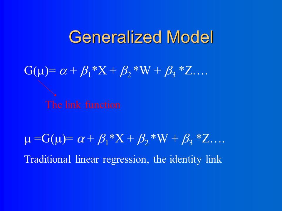 Alternatively… log(  /1-  ) =  +  1 *X Logit function