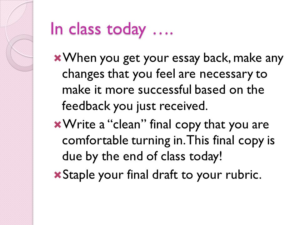 Fcat writting test 2morrow those anybody know some introduction for expository essay PLEASE HELP?