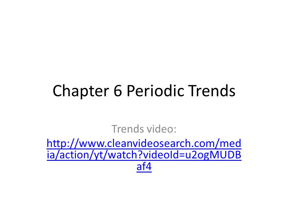 Worksheets Chapter 6 Periodic Trends Practice chapter 6 periodic trends video iaactionytwatchvideoid httpwww cleanvideosearch com