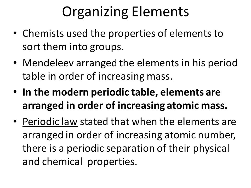 Worksheets Chapter 6 Periodic Trends Practice chapter 6 periodic trends video iaactionytwatchvideoid organizing elements chemists used the properties of to sort them into groups mendeleev arranged