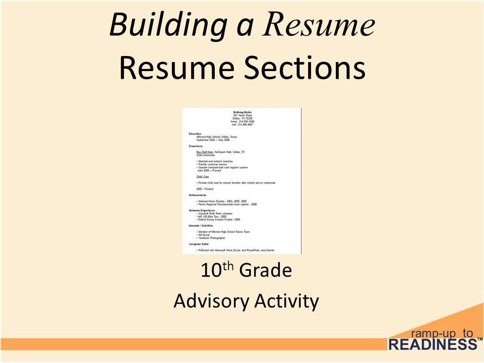 Organize Resume Sections. Example Skills Put Resume Resume Skill