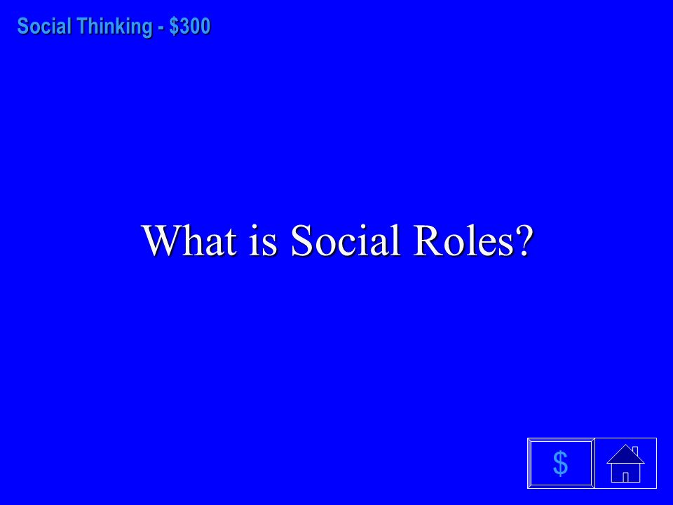 Social Thinking $200 What is Fundamental Attribution Error $