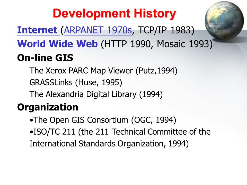 Dissertation on the arpanets development