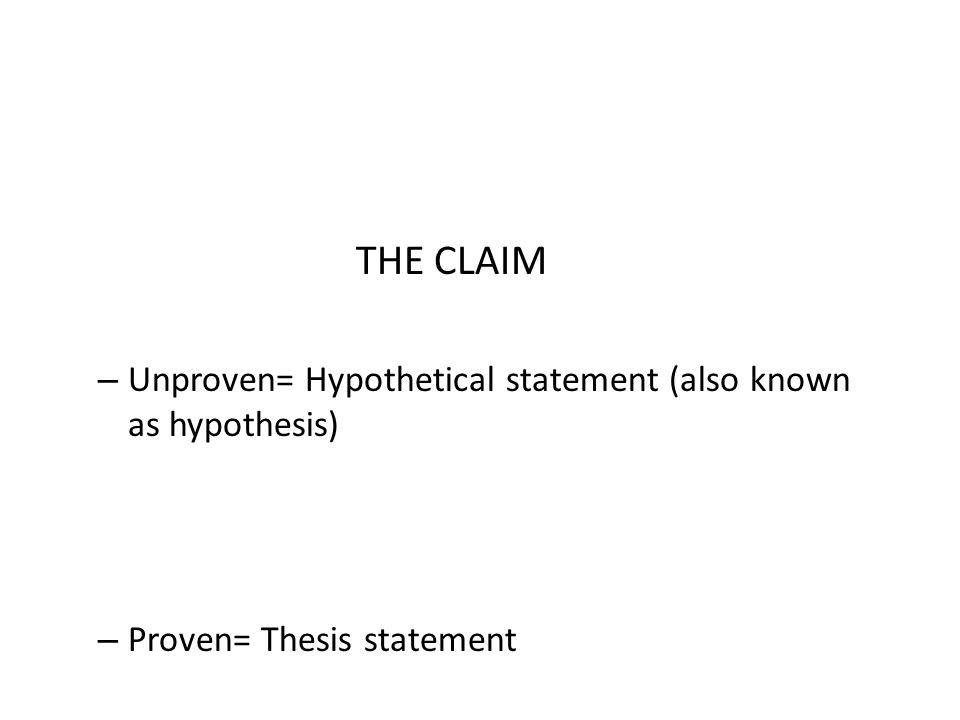 Phd Thesis Statement Of The Problem