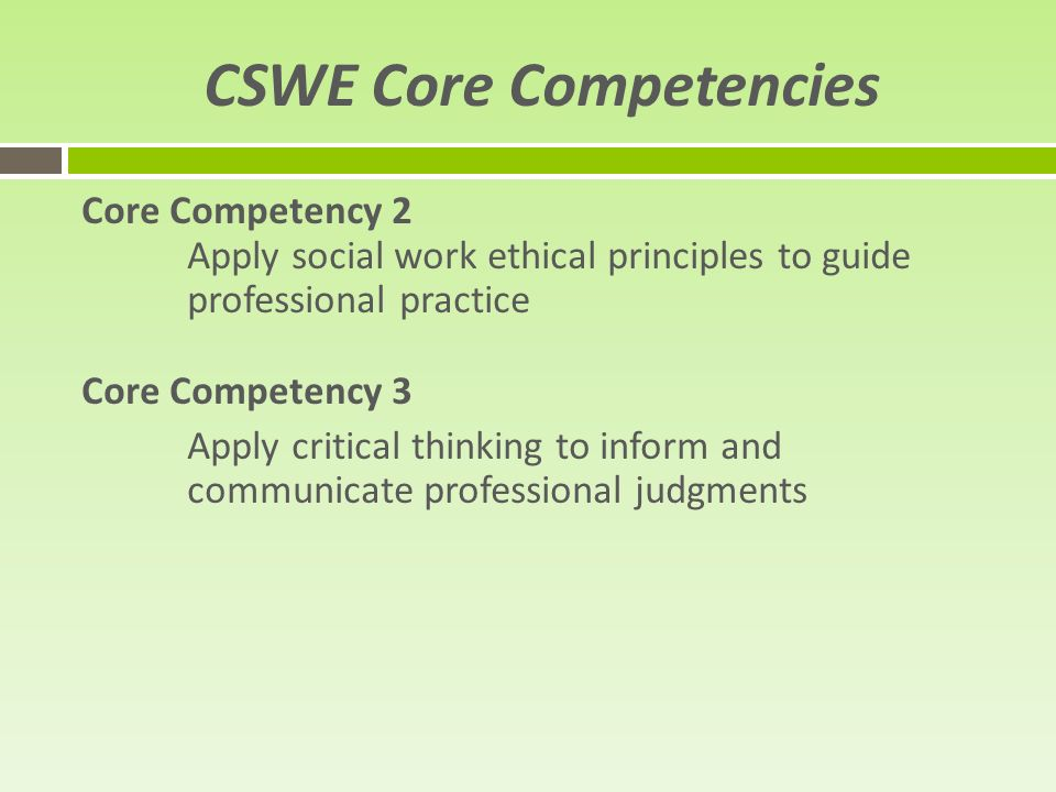 critical thinking as integral to social work practice University of pennsylvania school of social policy & practice allowing students to learn the intricacies of social work practice and critical thinking.