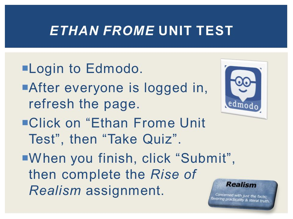 good thesis for ethan frome