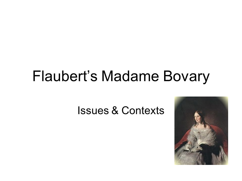 critical essay on madame bovary Free essay: mikael janko march 19, 2013 critical practice draft characterization in madame bovary: homais in literature, there are various (and many) ways of.