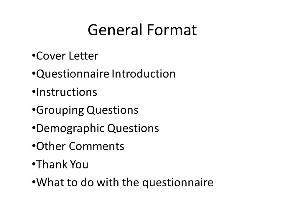 Surveys And Questionnaires Online Tutorial What Is A Survey A