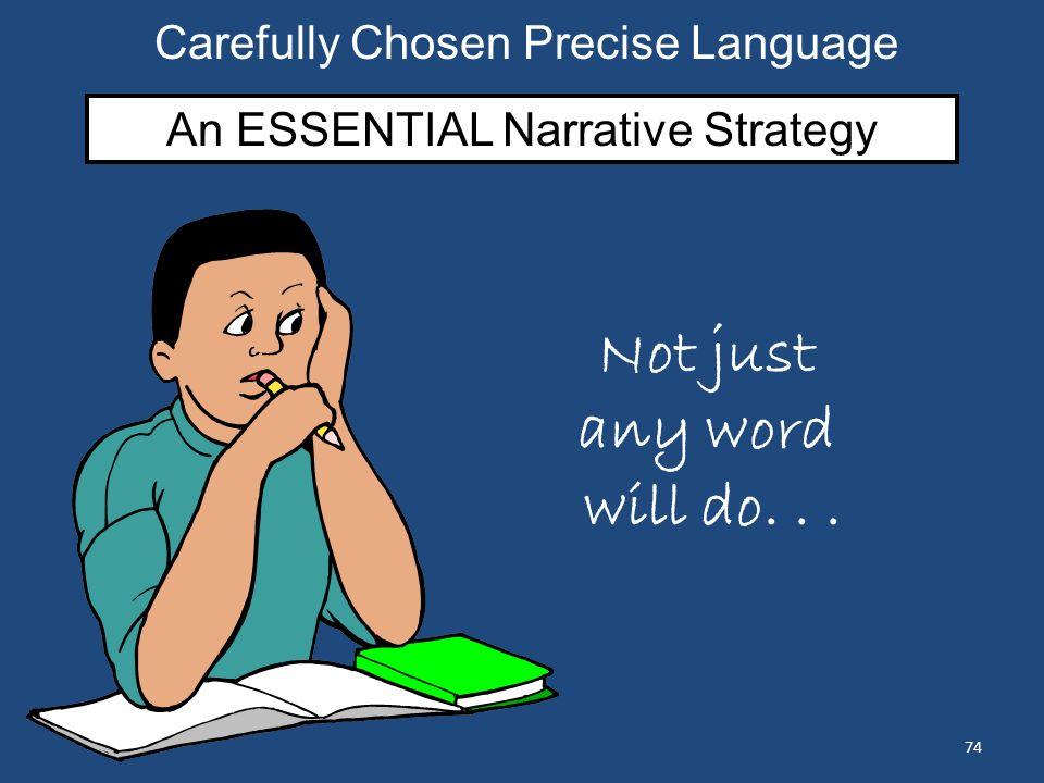 narrative essay first job