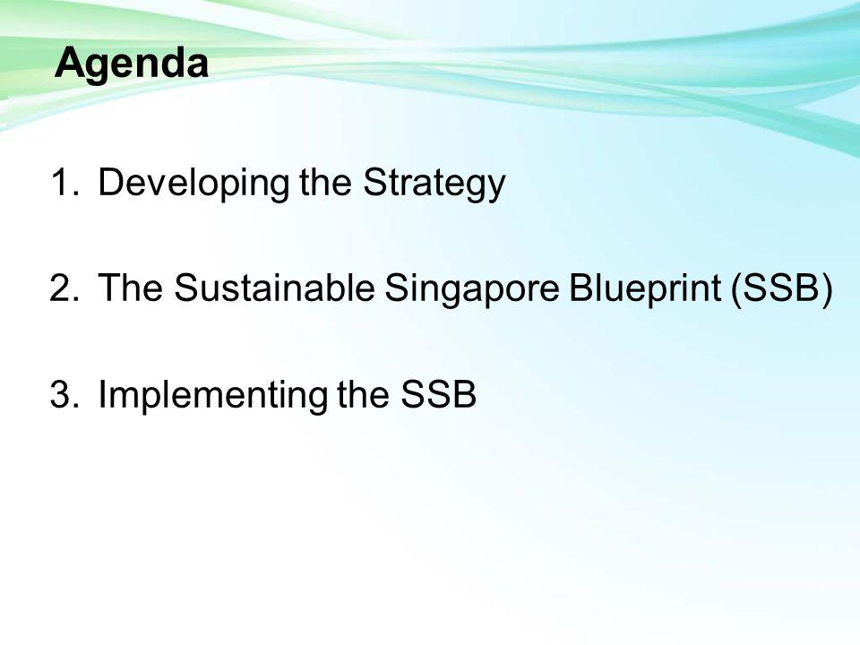 Singapores national sustainable development strategy workshop on developing the strategy 2e sustainable singapore blueprint ssb 3plementing the ssb malvernweather Choice Image