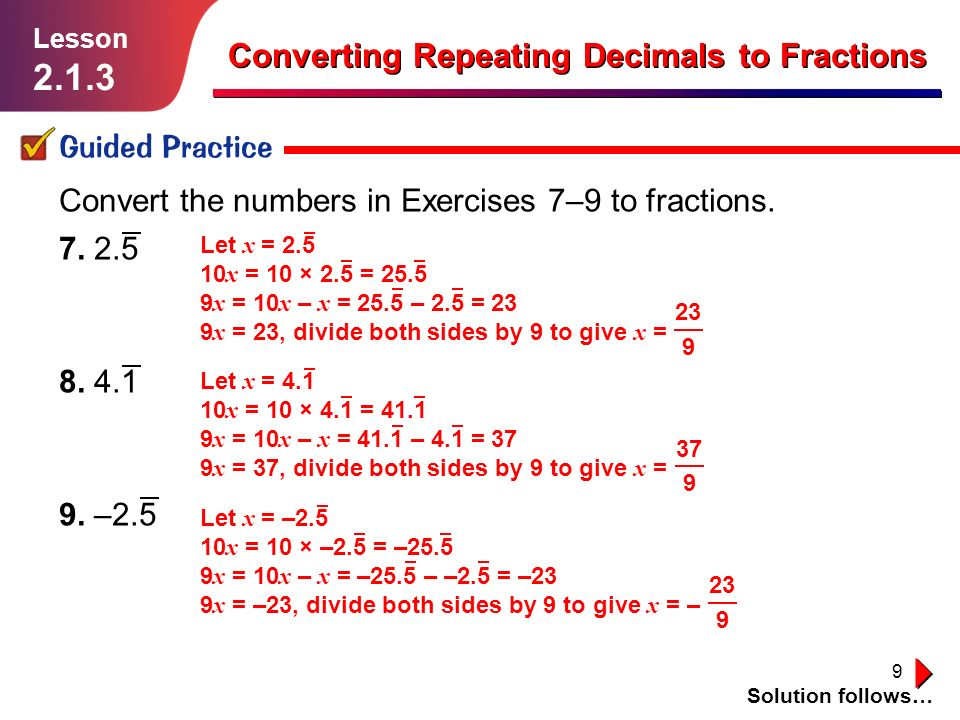 Recurring Decimal Into Fraction Converter algebra 1 11 2ex – Decimals into Fractions Worksheet