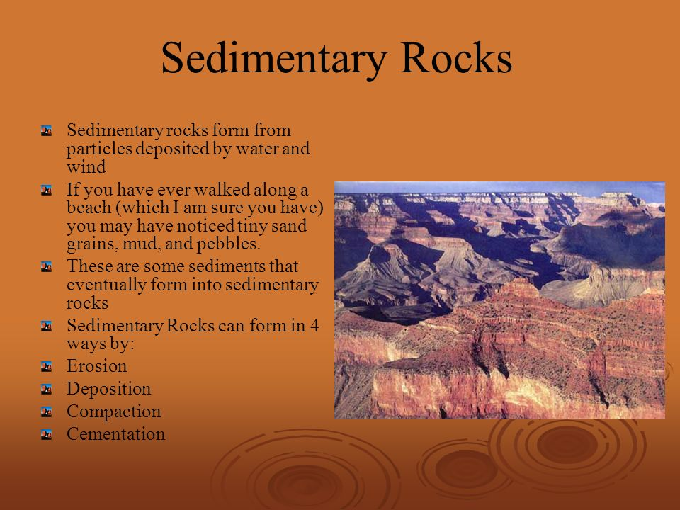 ROCKS AND THE ROCK CYCLE. Rocks can be classified into 3 major ...