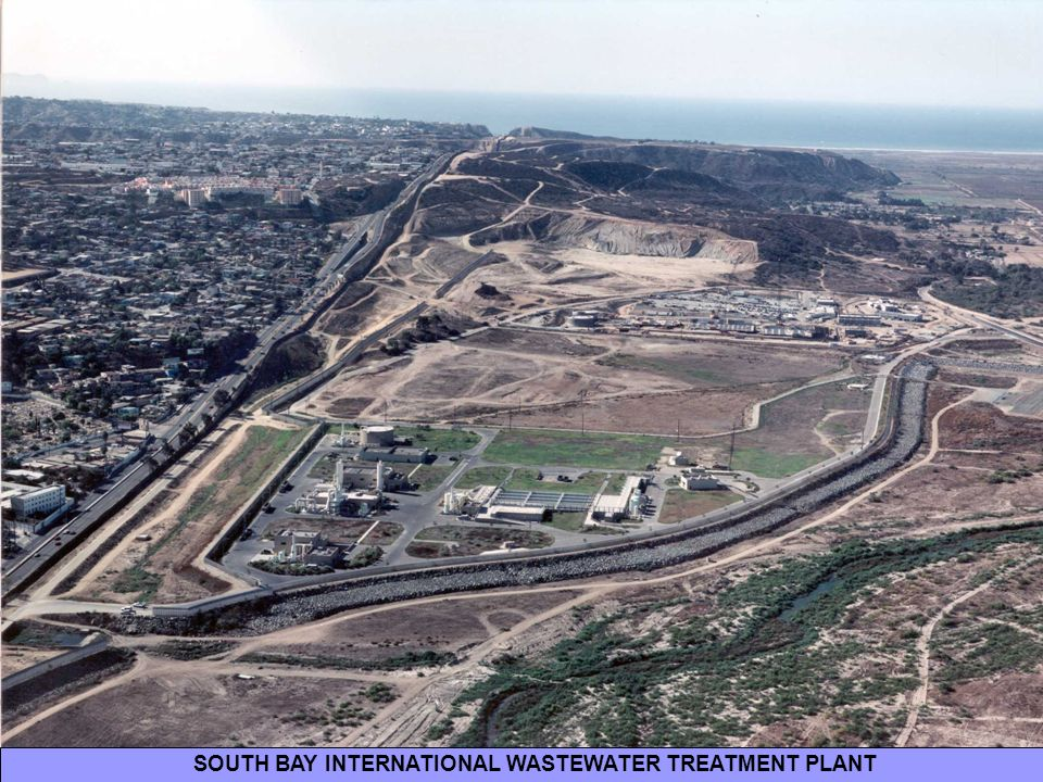 SOUTH BAY INTERNATIONAL WASTEWATER TREATMENT PLANT