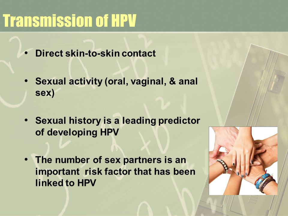 Genital Warts Genital warts are the most common sign of genital HPV disease Many people have HPV and do not develop genital warts Some HPV can cause single or multiple bumps that appear in the genital areas of men and women Some types of HPV can cause common skin warts, found on the hands and soles of the feet – this type does not cause genital warts