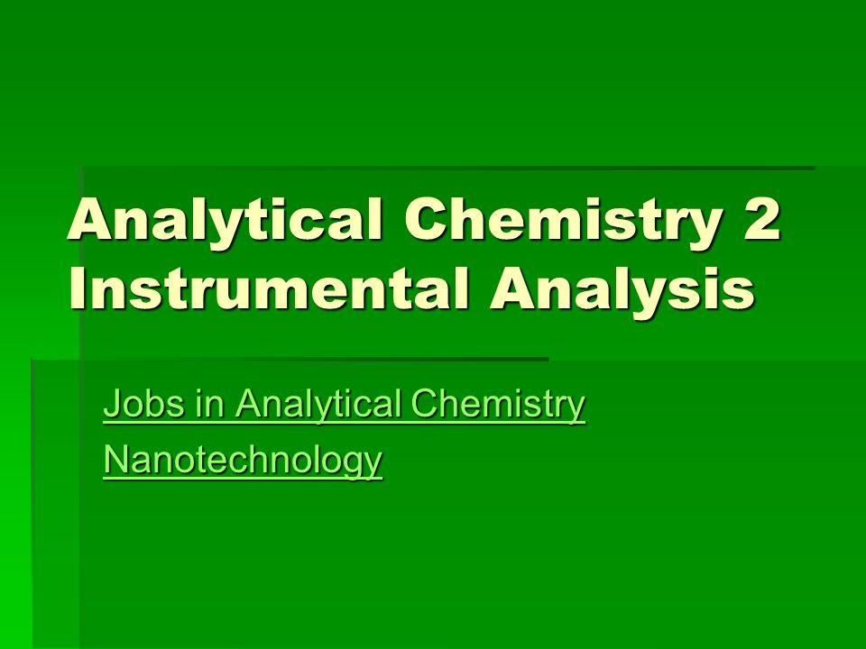 job analysis at ovania chemical