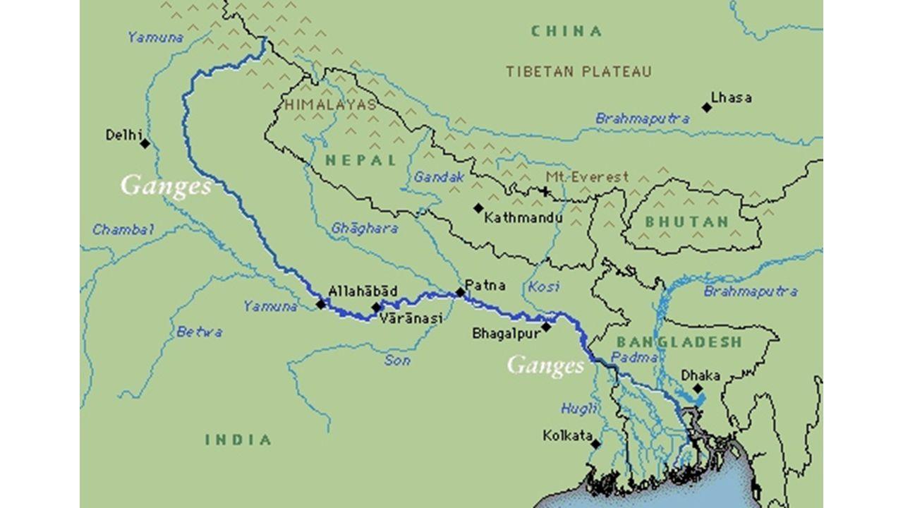 Asian Rivers Brett Hu Yangtze Chang Jiang lit Long River