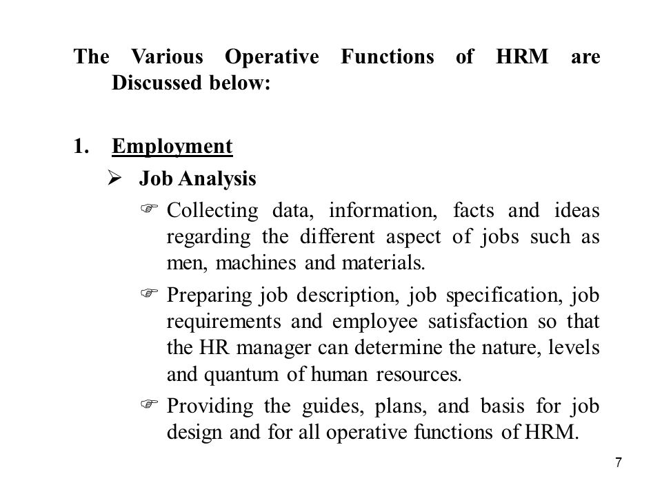 Introduction To Human Resource Management  Human Resources