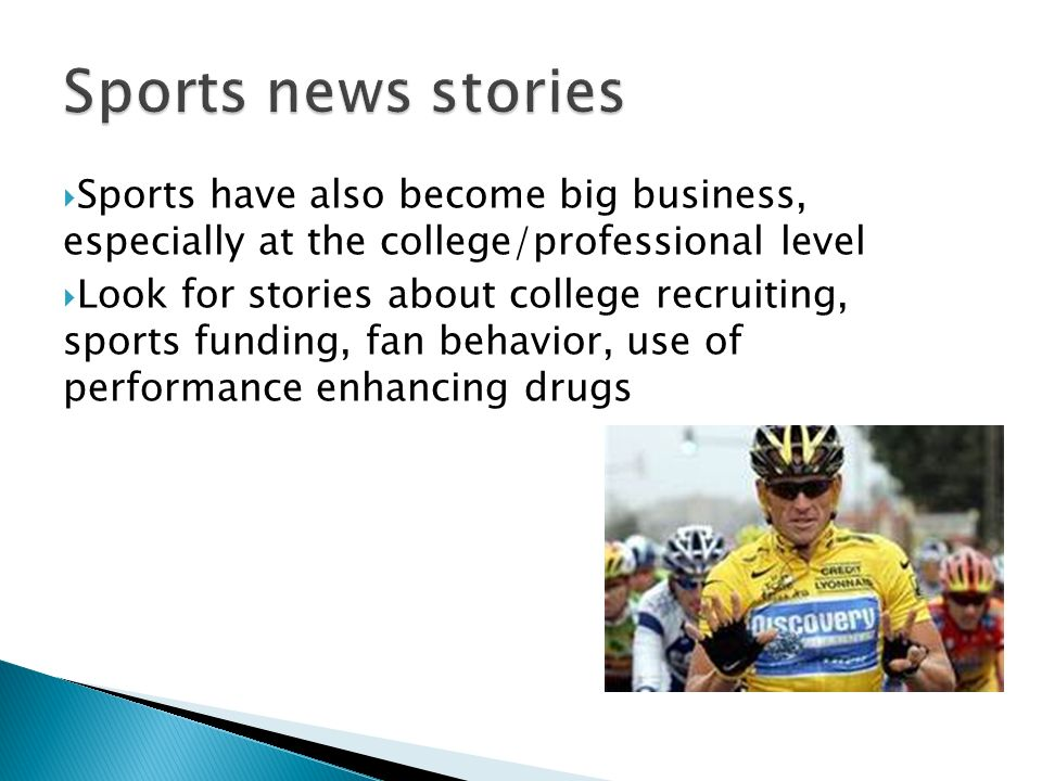 Tryin to write a persuasive essay on performance enhancement drugs in sports. Having a real difficult time!?