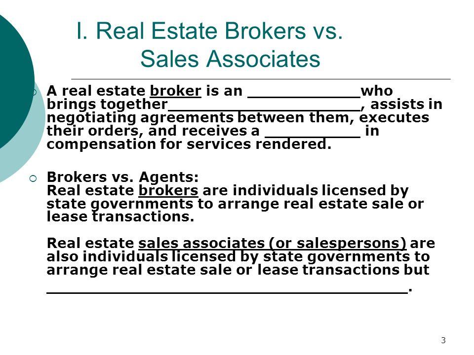 3 I.Real Estate Brokers vs.