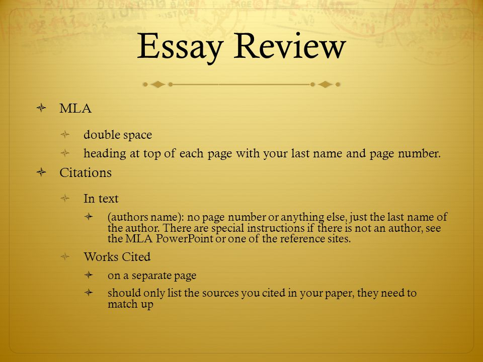 essays with citations