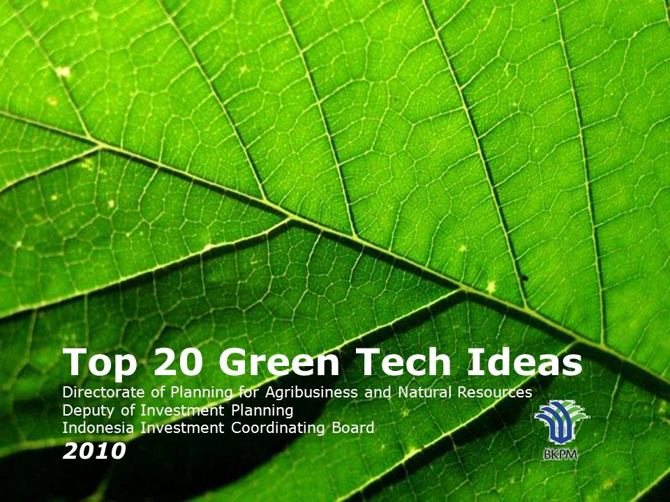 Powerpoint templates page 1 powerpoint templates top 20 green tech 1 powerpoint templates page 1 powerpoint templates top 20 green tech ideas directorate of planning for agribusiness and natural resources deputy of toneelgroepblik Image collections