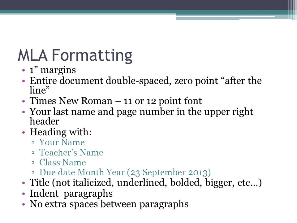 "proper essay format margins Instructions for formatting a turabian paper 9 set the top, bottom, left, & right margins to 1"" 9 ok 9 type the submission date in the following format."