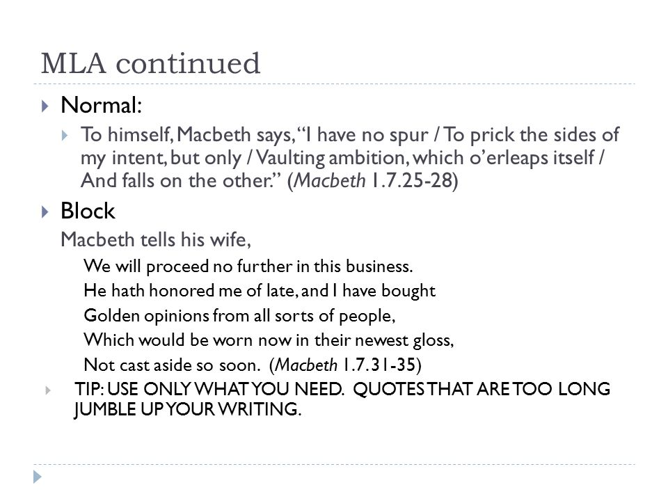 notes about the compare contrast essay macbeth overview  mla continued  normal  to himself macbeth says i have no spur