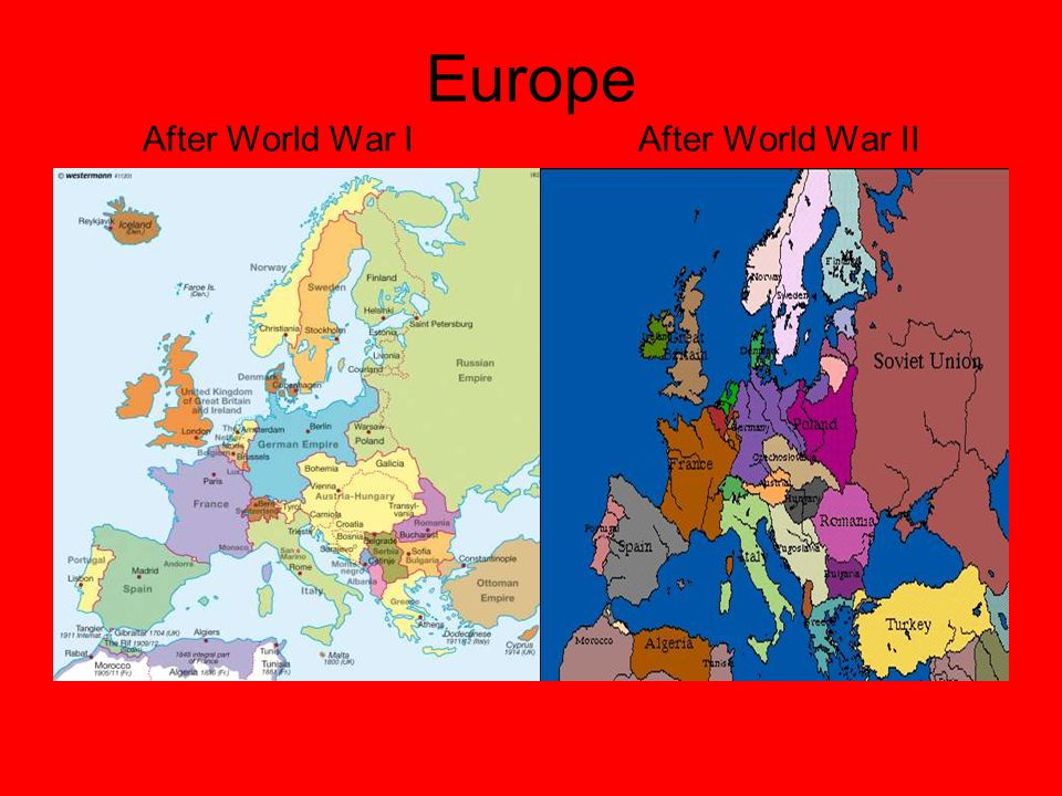 World war ii rise of dictatorships europe and asia ppt download 2 europe after world war i after world war ii gumiabroncs Image collections